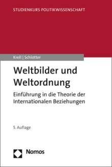 Gert Krell: Weltbilder und Weltordnung, Buch