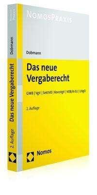Volker Dobmann: Das neue Vergaberecht, Buch