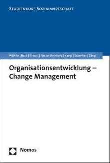 Armin Wöhrle: Organisationsentwicklung - Change Management, Buch