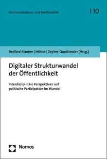 Digitaler Strukturwandel der Öffentlichkeit, Buch