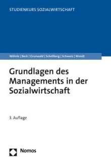 Armin Wöhrle: Grundlagen des Managements in der Sozialwirtschaft, Buch