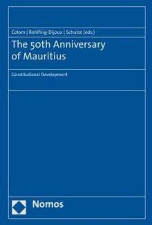 The 50th Anniversary of Mauritius, Buch