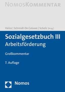 Sozialgesetzbuch III, Buch
