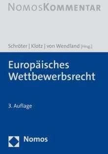 Europäisches Wettbewerbsrecht, Buch