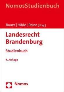 Landesrecht Brandenburg, Buch