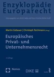 Europäisches Privat- und Unternehmensrecht, Buch