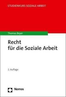 Thomas Beyer: Recht für die Soziale Arbeit, Buch
