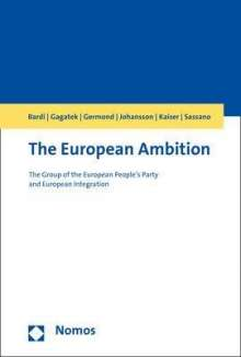 Luciano Bardi: The European Ambition, Buch