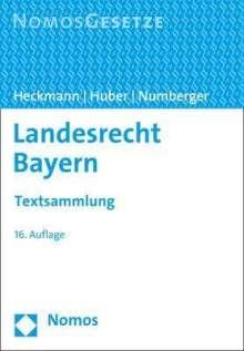 Landesrecht Bayern, Buch