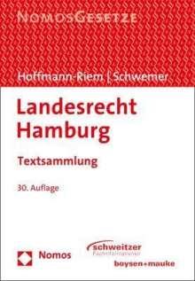 Landesrecht Hamburg, Buch