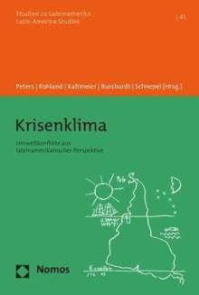 Krisenklima, Buch