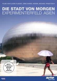 Die Stadt von morgen: Experimentierfeld Asien, DVD