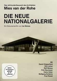 Die Neue Nationalgalerie, DVD