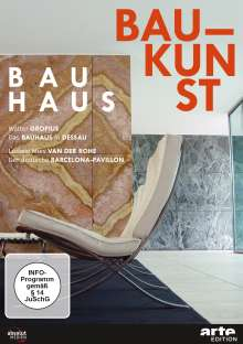 Baukunst: Bauhaus, DVD
