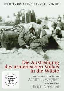 Die Austreibung des armenischen Volkes in die Wüste, DVD