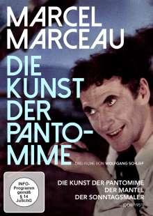 Marcel Marceau - Die Kunst der Pantomime, DVD