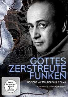 Gottes zerstreute Funken - Jüdische Mystik bei Paul Celan, DVD