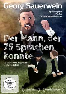 Der Mann, der 75 Sprachen konnte, DVD