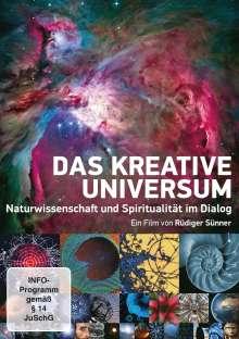 Das kreative Universum - Naturwissenschaft und Spiritualität, DVD