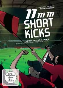 11mm Shortkicks, DVD