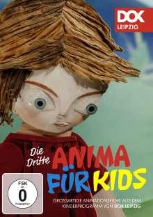 Anima für Kids - Die Dritte!, DVD