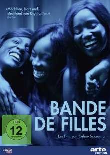 Bande de Filles (OmU), DVD