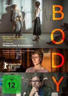 Body (OmU), DVD