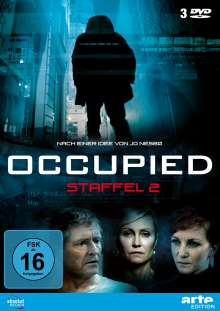 Occupied Staffel 2, 3 DVDs