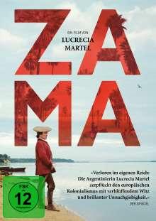 Zama (OmU), DVD