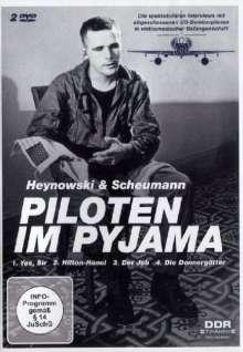 Piloten im Pyjama, 2 DVDs
