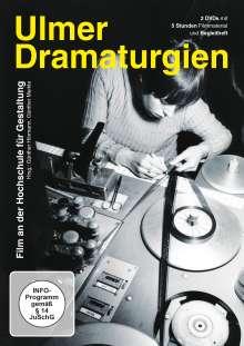 Ulmer Dramaturgien - Filme des Instituts für Filmgestaltung, 2 DVDs