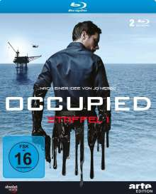 Occupied Staffel 1 (Blu-ray), 2 Blu-ray Discs