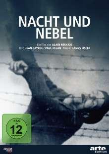 Nacht und Nebel (Blu-ray), Blu-ray Disc