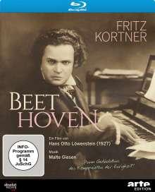 Beethoven (1927) (Blu-ray), Blu-ray Disc