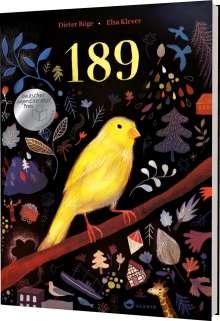 Dieter Böge: 189, Buch