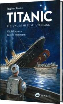 Stephen Davies: Titanic, Buch