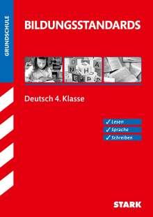 Beate Drexler: Bildungsstandards Grundschule - Deutsch 4. Klasse, Buch