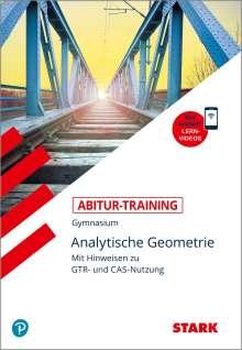 Abitur-Training - Mathematik Analytische Geometrie mit GTR +Videoanreicherung, Buch