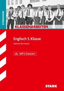 Kerstin Rittmayr: STARK Klassenarbeiten Gymnasium - Englisch 5. Klasse, Buch
