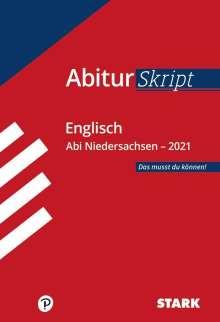 Rainer Jacob: STARK AbiturSkript - Englisch - Niedersachsen 2021, Buch