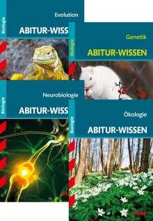 Thomas Kappel: STARK Abitur-Wissen Biologie Bände 1-4, Buch
