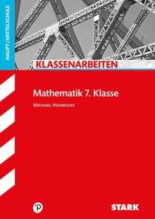 STARK Klassenarbeiten Haupt-/Mittelschule - Mathematik 7. Klasse, Buch