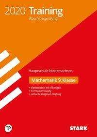 Training Abschlussprüfung Hauptschule 2020 - Mathematik 9. Klasse - Niedersachsen, Buch