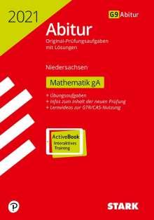 STARK Abiturprüfung Niedersachsen 2021 - Mathematik GA, 1 Buch und 1 Diverse