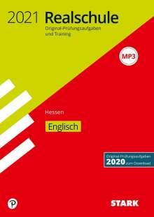 STARK Original-Prüfungen und Training Realschule 2021 - Englisch - Hessen, Buch