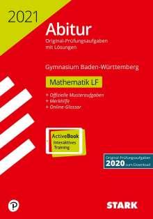 STARK Abiturprüfung BaWü 2021 - Mathematik Leistungsfach, 1 Buch und 1 Diverse