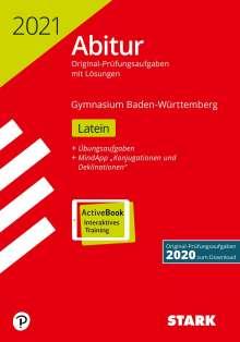STARK Abiturprüfung BaWü 2021 - Latein Basis-/Leistungsfach, 1 Buch und 1 Diverse