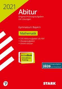 STARK Abiturprüfung Bayern 2021 - Mathematik, 1 Buch und 1 Diverse