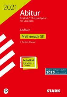 STARK Abiturprüfung Sachsen 2021 - Mathematik GK, 1 Buch und 1 Diverse