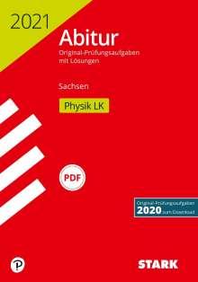 STARK Abiturprüfung Sachsen 2021 - Physik LK, Buch
